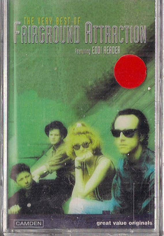 THE VERY BEST OF FAIRGROUND ATTRACTION - KASET