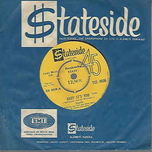 Smith - Baby it's you / I don't you 45lik 1969