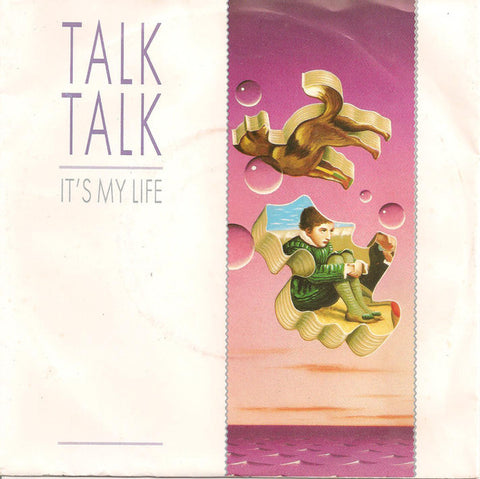 Talk Talk ‎– It's My Life / Does Caroline Know? - 45lik 1984