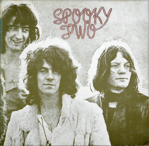 Spooky Tooth ‎– Spooky Two - LP 1974