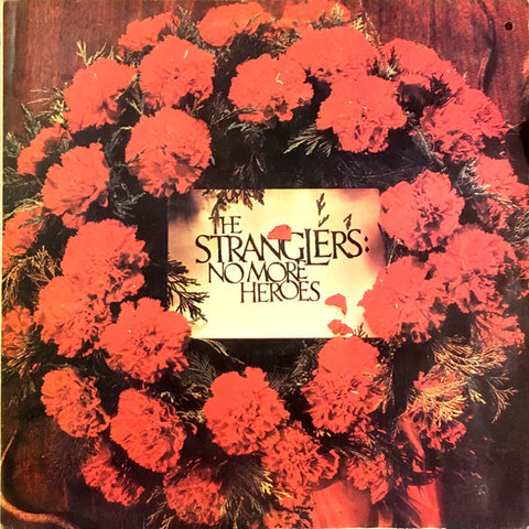 The Stranglers ‎– No More Heroes - LP 1977