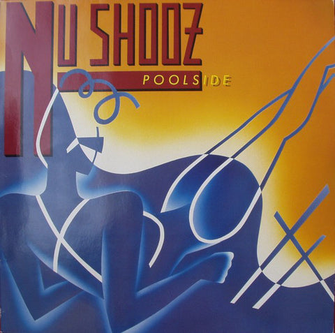 Nu Shooz ‎– Poolside - LP 1986