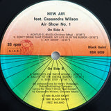 New Air Featuring Cassandra Wilson ‎– Air Show No. 1 - LP 1986