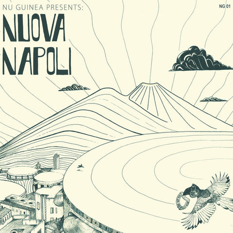 Nu Guinea ‎– Nuova Napoli - LP 2018 (3rd Press)