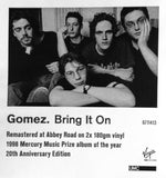 Gomez ‎– Bring It On- 2 x LP 2018 Reissue