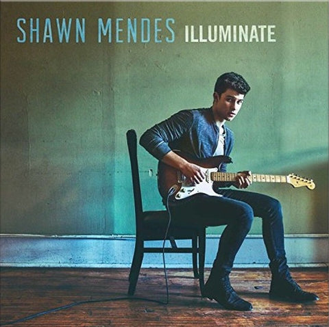 Shawn Mendes ‎– Illuminate - LP 2016
