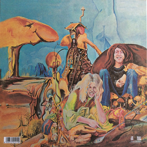 Blue Cheer - Outside Inside - LP - 2003 Reissue