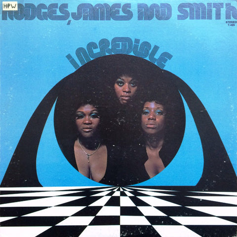 Hodges , James , Smith - Incredible - LP 1973