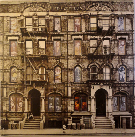 Led Zeppelin ‎– Physical Graffiti - 2 X LP 1976