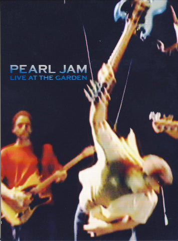 Pearl Jam ‎– Live At The Garden - 2 x DVD 2003