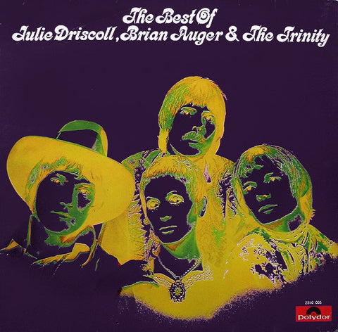 Julie Driscoll & Brian Auger & The Trinity - Flesh Failures - The Best Of - LP 1970