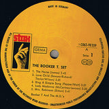 Booker T. & The M.G.'s ‎– The Booker T. Set - LP 1969