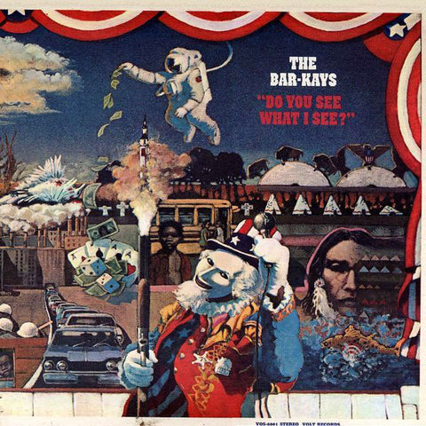 Bar Kays - Do you see what I see  - 1972 Amerika