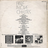 The Chi-Lites ‎– Half A Love LP