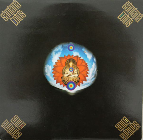 Santana ‎– Lotus - 3 x LP 1977 Gatefold ( All 3 Inner Sleeves are Included )