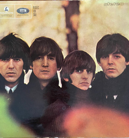 The Beatles ‎– Beatles For Sale - LP 1964 - 1st UK STEREO PRESS !!! RARE !!