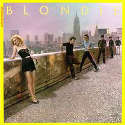 Blondie ‎– AutoAmerican LP 1980 German Press