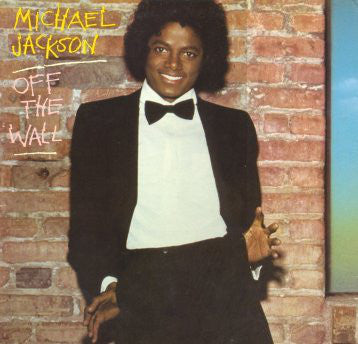Michael Jackson ‎– Off The Wall - LP 1979