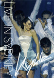 Kylie Minogue ‎– Live In Sydney - DVD 2001