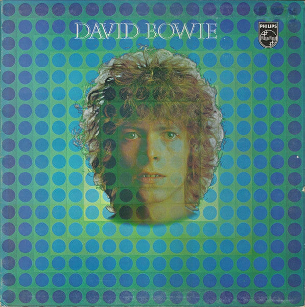 David Bowie - David Bowie - LP - 1969 Dutch 1st Press !!!