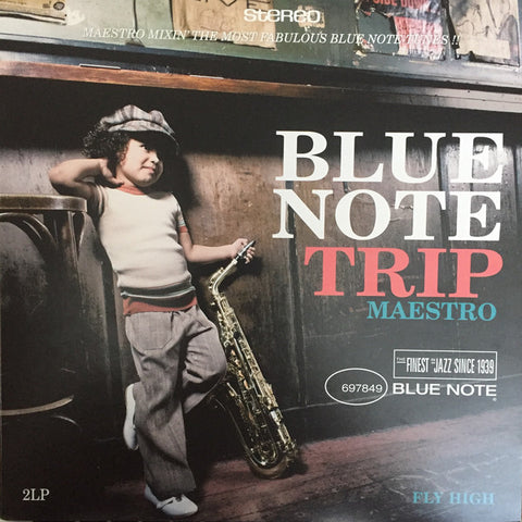 Maestro ‎– Blue Note Trip - Fly High - LP 2009