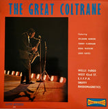 John Coltrane ‎– The Great Coltrane - LP