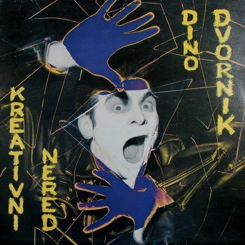 Dino Dvornik ‎– Kreativni Nered - LP 1990