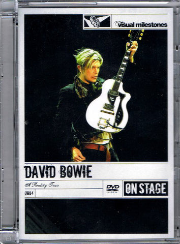 David Bowie ‎– A Reality Tour - DVD 2008