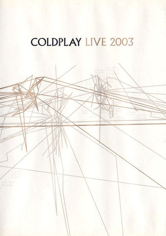 Coldplay ‎– Live 2003 - DVD 2004