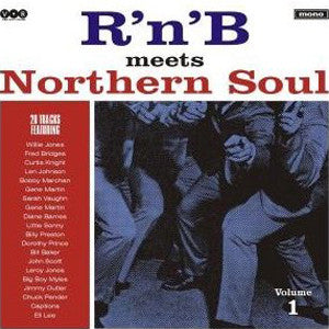 Various ‎– R'n'B Meets Northern Soul Volume 1 - LP 2011