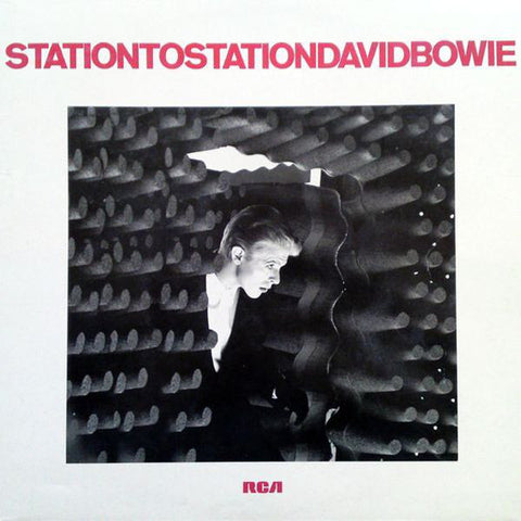 David Bowie ‎– Station To Station - LP 1976