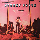 Spooky Tooth - Witness - LP - 1973 US PRESS