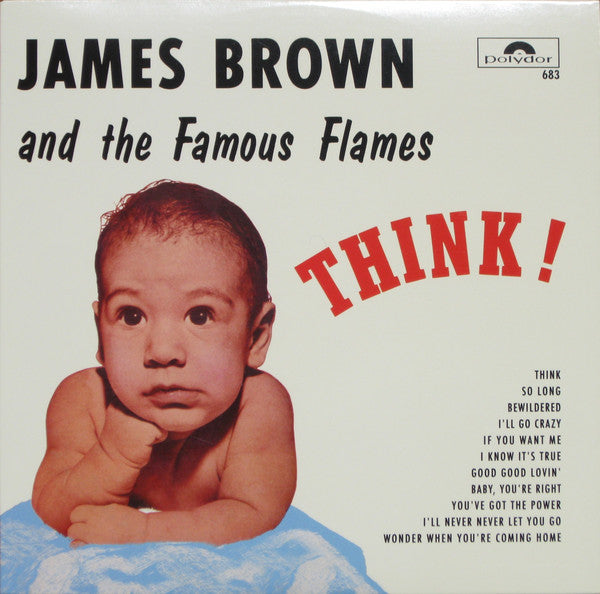 James Brown And The Famous Flames - Think LP  2015