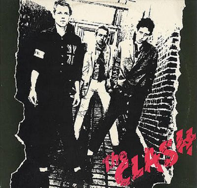 Clash ‎– The Clash LP 1977