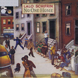 Lalo Schifrin ‎– No One Home - LP 1979