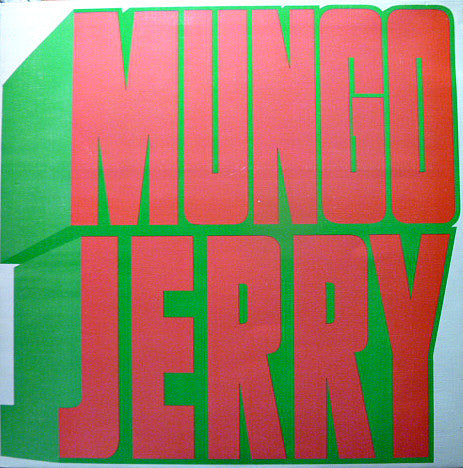 MUNGO JERRY - MUNGO JERRY - LP 1970 1st PRESS !