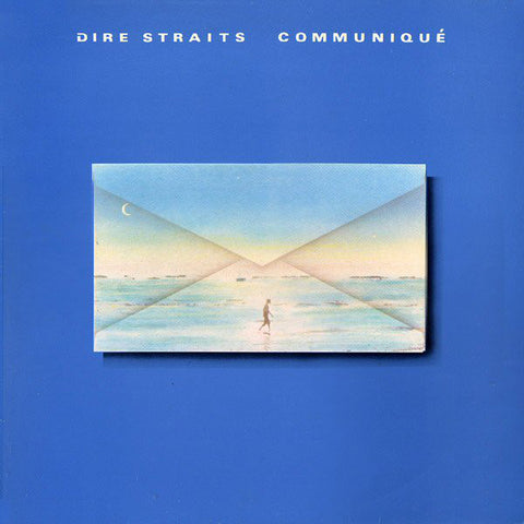 Dire Straits - Communiqué - LP 1979 German Press