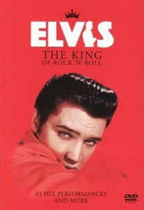 Elvis Presley ‎– The King Of Rock 'N' Roll (#1 Hit Performances And More) - DVD