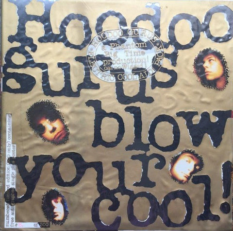 Hoodoo Gurus ‎– Blow Your Cool (Electric Cool Aid Pack) - LP 1987 LIMITED EDITION / NUMBERED / SIGNED / EXTRA SINGLE