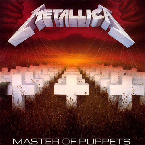 Metallica - Master of Puppets - LP 2008 Remastered