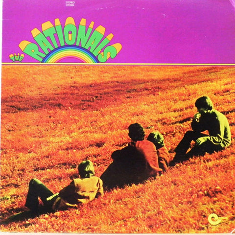 Rationals - The Rationals - LP 1969