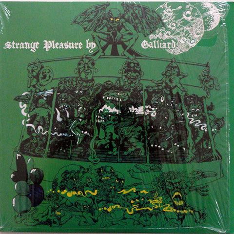 Galliard - Strange Pleasure - LP - 2007 Re-Issue