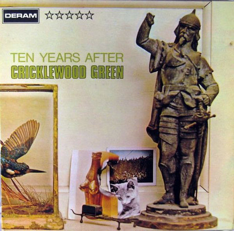 Ten Years After ‎– Cricklewood Green - LP 1970