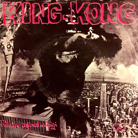 Century Orchestra ‎– King Kong Is Back Again / Gorilla - 45lik 1976