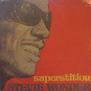 Stevie Wonder ‎– Superstition / You Are The Sunshine Of My Life - 45lik 1973