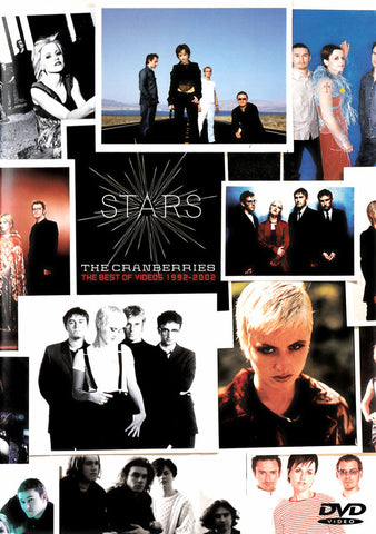 The Cranberries ‎– Stars: The Best Of Videos 1992-2002 - DVD 2002
