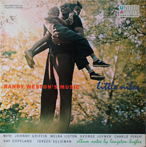 Randy Weston - Little Niles - LP 1959