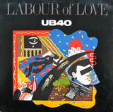 UB40 - LABOUR OF LOVE (RED RED WINE) - LP 1983