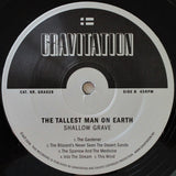 The Tallest Man On Earth ‎– Shallow Grave - LP 2011