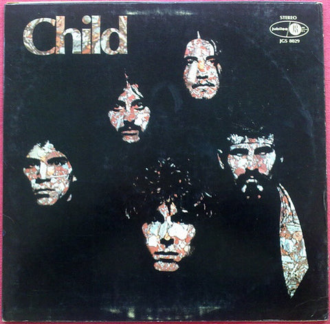 Child - Child - LP 1968 US 1ST PRESS !